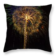 4th July #13 Throw Pillow