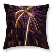 4th July #9 Throw Pillow
