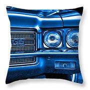 1971 Buick Gs Throw Pillow