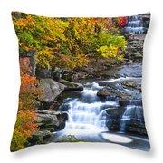 Berea Falls Throw Pillow
