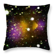 Celestial Bodies Throw Pillow