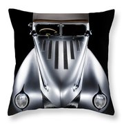 Custom Ford Coupe Throw Pillow