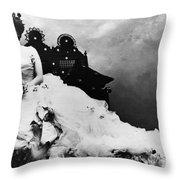 Ethel Barrymore (1879-1959) Throw Pillow