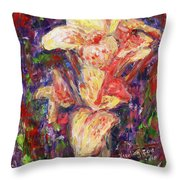 First Lady Throw Pillow