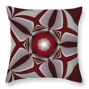 Kaleidoscopes Throw Pillow