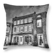 Langtons House England Throw Pillow