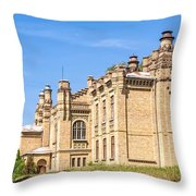 Polytechnic Institute Of Kiev Throw Pillow