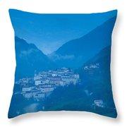 Preci Umbria Throw Pillow