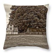 5 Star Barns Monochrome Throw Pillow