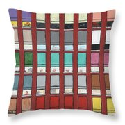 50 Shades - Some Are Grey Throw Pillow