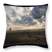 Ghost Riders In The Sky - 500050  Throw Pillow