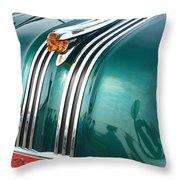 52 Pontiac Throw Pillow