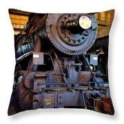 544 Throw Pillow