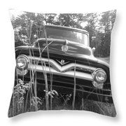 56 Classic Throw Pillow