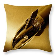 57 Chevrolet Bel Air Throw Pillow