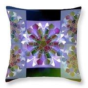5x5 Synthesis 10 Throw Pillow