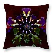 5x5 Synthesis 8 Throw Pillow