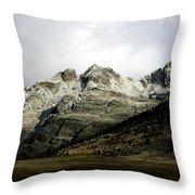 Andorra Throw Pillow