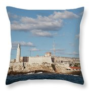 Cuba Havana, 2010 Throw Pillow