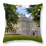 Kingston Lacy Throw Pillow