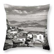 Krusevo Macedonia Throw Pillow