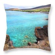 La Perouse Bay Throw Pillow