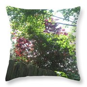 Nature Camera Sees What Eyes Can T  Buy Faa Print Products Or Down Load For Self Printing Navin Josh Throw Pillow