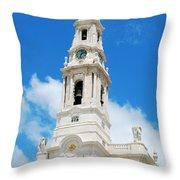 Sanctuary Of Fatima Throw Pillow