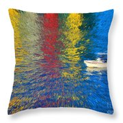 60- Fourth Of July Throw Pillow