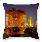 6051 Throw Pillow