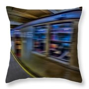 6095 In Motion Throw Pillow