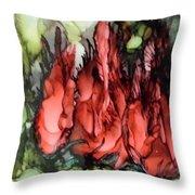 #618 Lifeless Beauty Throw Pillow