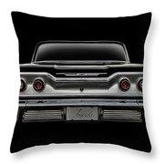 '63 Impala Throw Pillow