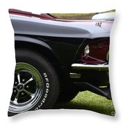 Mach-1 Throw Pillow