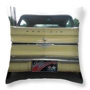 64 Corvair Spyder Throw Pillow