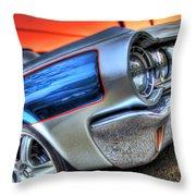 '64 Dodge Oakland County Mi Throw Pillow