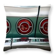 64 Impala Throw Pillow