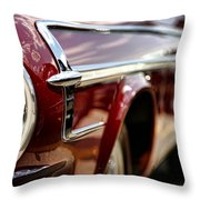 '64 Max Wedge Throw Pillow