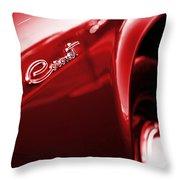 '65 Dodge Coronet Throw Pillow