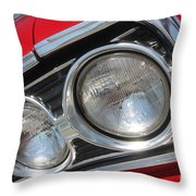 65 Malibu Ss 7802 Throw Pillow