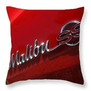 65 Malibu Ss 7822 Throw Pillow