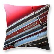 65 Malibu Ss 7827 Throw Pillow