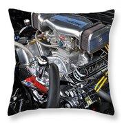 '67 Chevy Camaro Throw Pillow