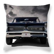 '67 Gto Throw Pillow