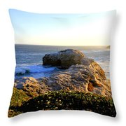 Untitled Throw Pillow by Chiara Corsaro