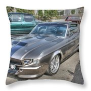 68 West Coast Gt Throw Pillow