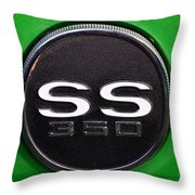 69 Super Sport Throw Pillow