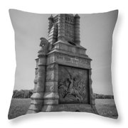 6th New York Cavalry  7d02260 Throw Pillow