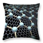 Carbon Nanotube Throw Pillow