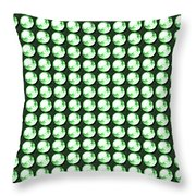 Diy Template Jewels Diamonds Pattern Graphic Sparkle Multipurpose Art Throw Pillow by Navin Joshi